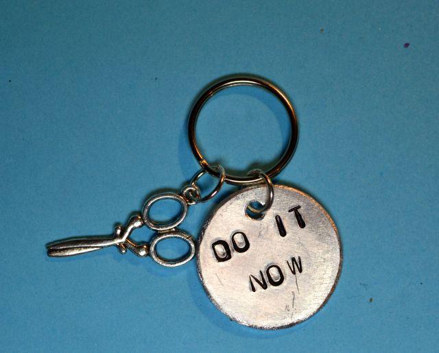do it now key ring