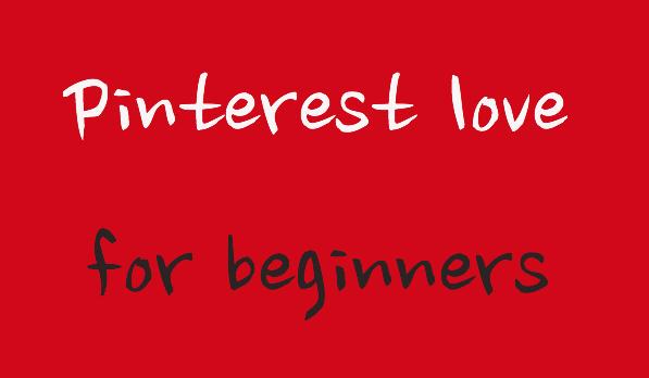 pinterest beginner